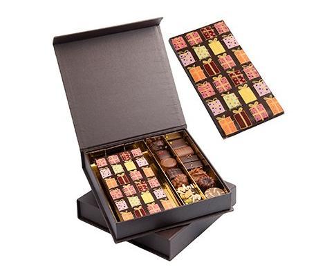 Boite chocolats